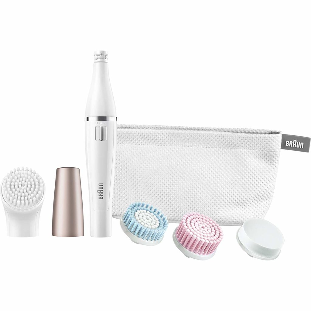 Braun Face Epilator
