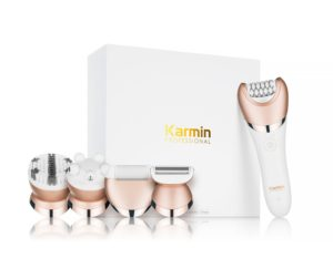 Karmin 5 in1 Wet and Dry Epilator Shaver