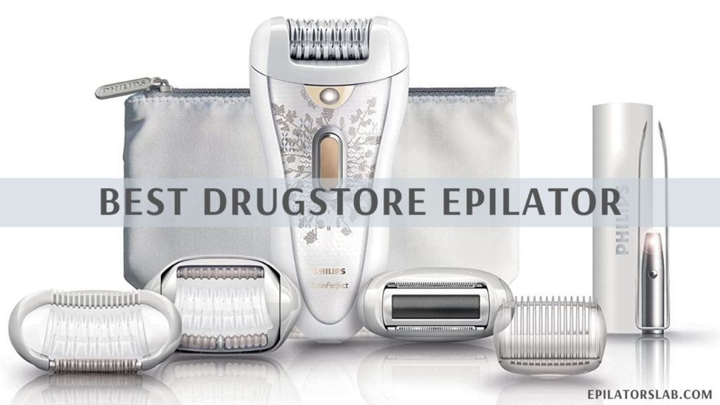 Best Drugstore Epilator