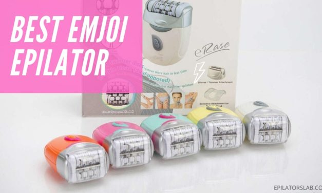 8 Best Emjoi Epilator Review 2020   Top Selling Products