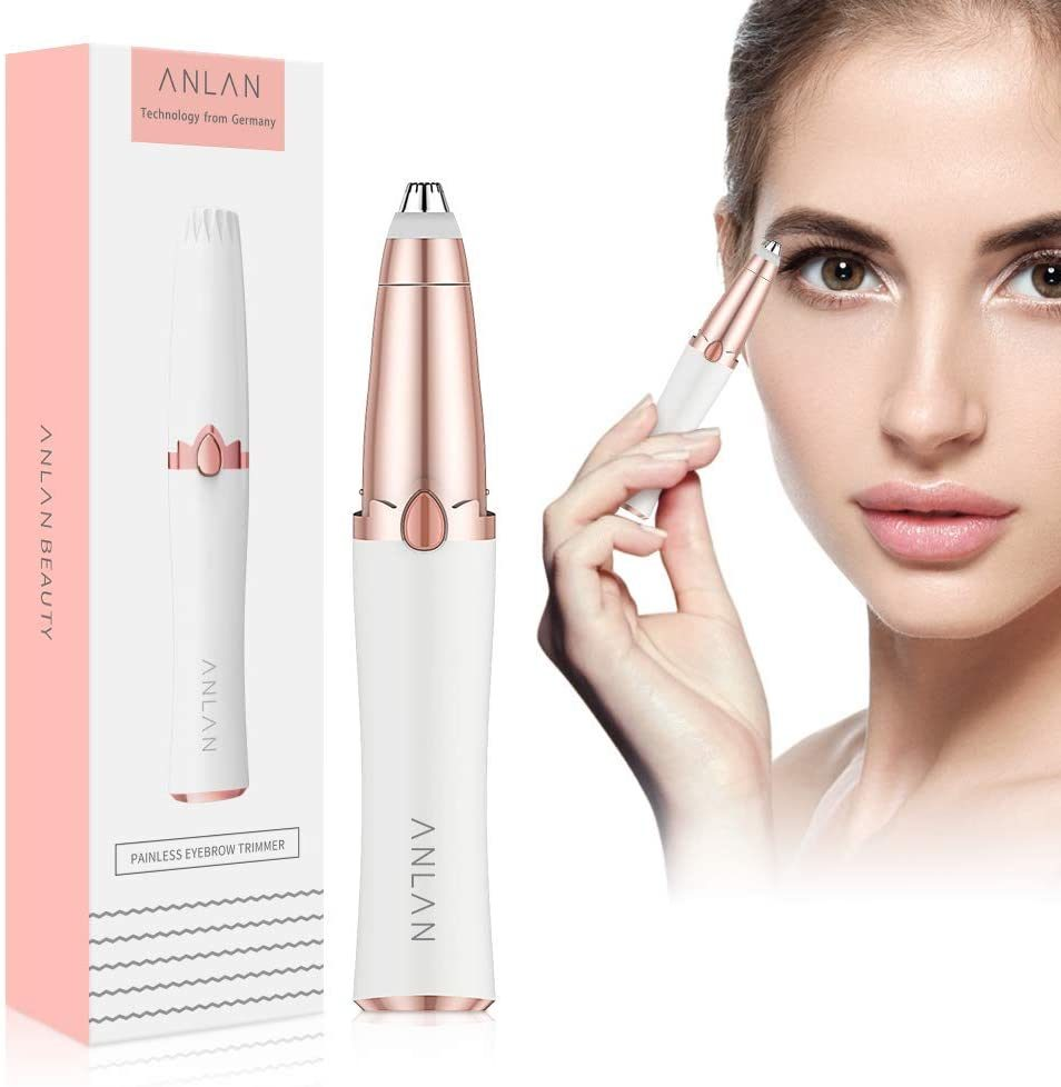ANLAN Electric Eyebrow Trimmer