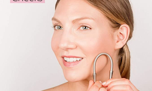 R.E.M Spring Facial Hair Remover – The Original Hair Removal Spring [Design Patent]. Removes Hair from Upper Lip, Chin, Cheeks and Neck. 100% Stainless Steel.